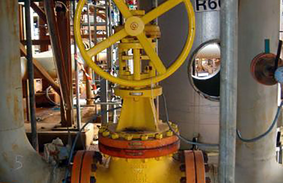 Hydrofluoric Acid Alkylation (HF Alky) process valves